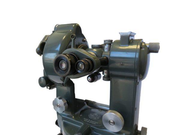 Detail of eyepiece